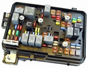 2005 Gmc Fuse Box Cover