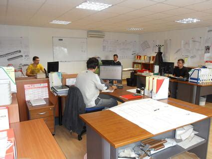 the bureau production company acs production in house design and engineering office
