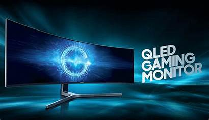 Monitor Samsung Chg90 49 Inch Curve Curved
