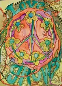 Hippie Love Peace & Joy Clipart - Clipart Suggest