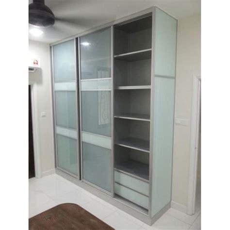 Aluminum Cupboard by Aluminium Sliding Wardrobe At Rs 23000 Aluminum