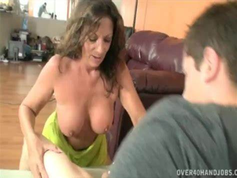 English Stepmom Tests Out Her Male