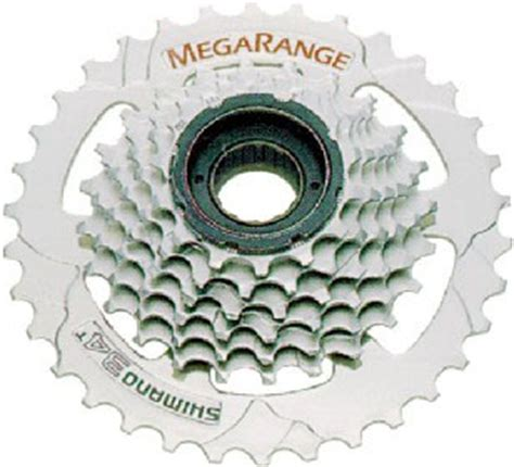 shimano range of gears cycle touring equipment gears