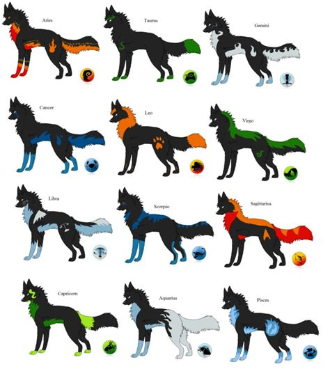 anf shop horoscope wolves gods and goddesses by xxfireichigoxx on