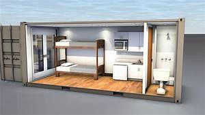 Housing the Homeless in Shipping Containers