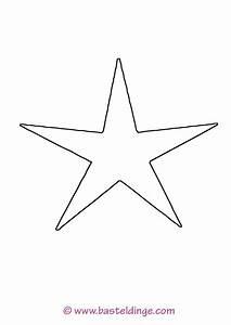 Origami Stern 5 Zacken : sternchen und sterne vorlagen basteldinge ~ Watch28wear.com Haus und Dekorationen