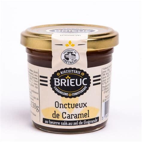 onctueux de caramel au beurre sal 233 140g brieuc