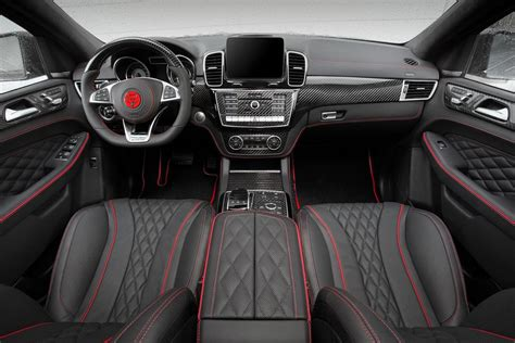 Amg gle 63 s 4matic+. mercedes-gle63-amg-tuning-interior-1 - tuningblog.eu - Magazine