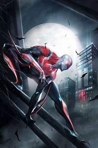 Spider Man 2099 Vs MCU Iron Man Battles Comic Vine