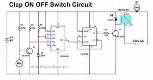 Flip Flop Switch Circuit