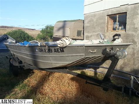 Jon Boats For Sale Oregon by Armslist For Sale Trade Jonboat For Sale Or Trade