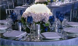 silver wedding decorations your wedding in colors navy blue and silver arabia weddings