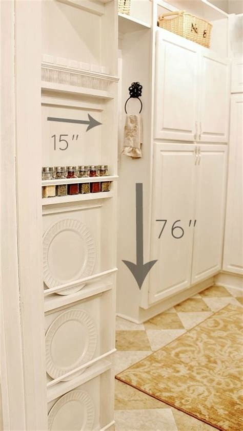 Built In Spice Rack by Built In Spice Rack Stove The Floor And Cabinets
