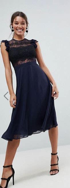 robe bleu marine mariage asos robe st valentin pas cher bleu marine dentelle sans manche