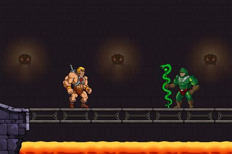 He-man.org> News > He-man Ios Game Has New Downloadable