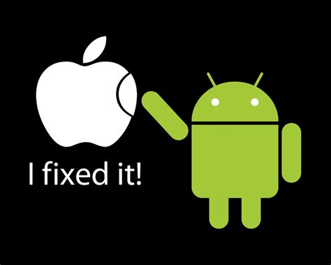 for android android vs apple