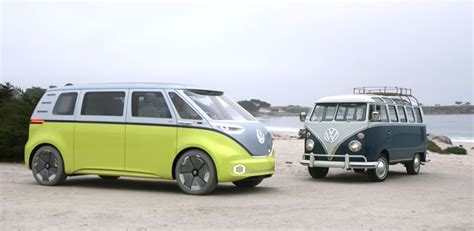 volkswagen minibus vw announces electric microbus for 2022 business insider