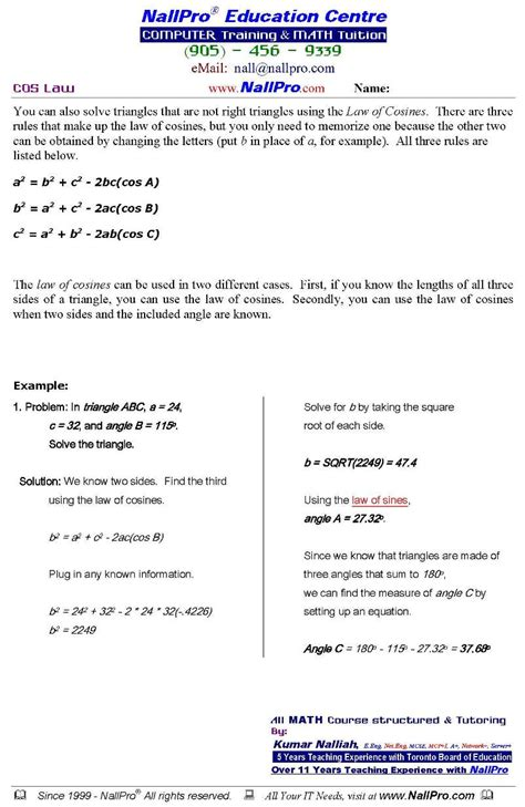 grade 11 mathematics