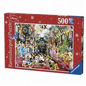Puzzle Online Kaufen : disney weihnachts zug 500 teile ravensburger puzzle online kaufen ~ Watch28wear.com Haus und Dekorationen