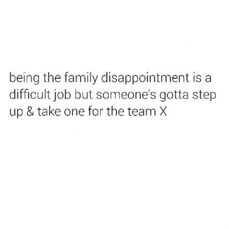family disappointment quotes ideas
