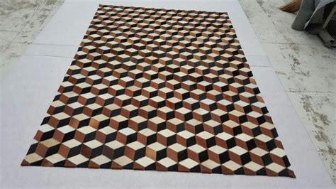 Cowhide Wholesale by Brazil Wholesale Cow Skin Natrual Patchwork Cowhide Rug