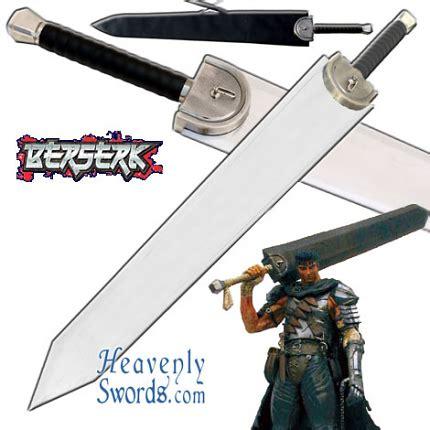 berserk swords dragon replicas anime heavenly swords