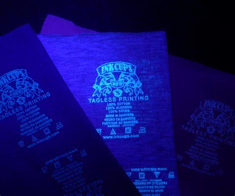 invisible ink black light pad printing ink printing carbonprinting ink 点力图库