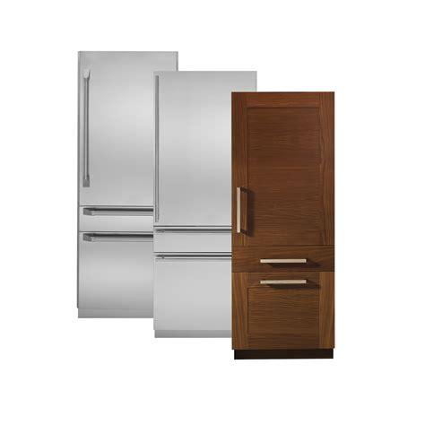 monogram  integrated customizable refrigerator  convertible drawer zicgnzii ge