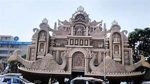 Beautiful Durga Puja Pandals 😍😍 HD Images in Kolkata ...