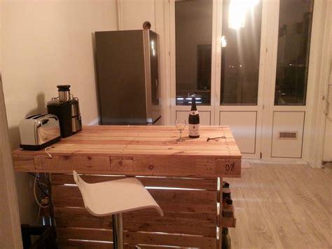 ilot bois cuisine luxury meuble cuisine ilot central design de maison