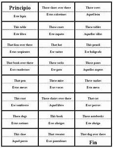 Up and Down: Foreign Language Vocabulary and Verb Form ...