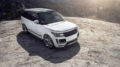 land rover range rover wallpaper hd car wallpapers