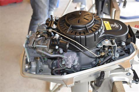 Honda 4 Takt Buitenboordmotor by Buitenboordmotor Honda 5 Pk 4 Takt Bouwjaar