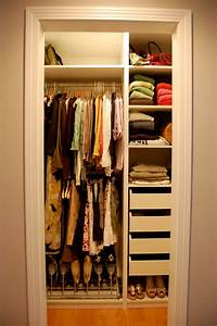 Walk In Closet: Magnificent Picture Of Bedroom Closet And