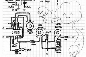circuit bending schematics modd3d With circuitbending