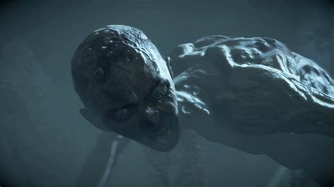 Until Dawn  Wendigomonster Reveal Scene Youtube