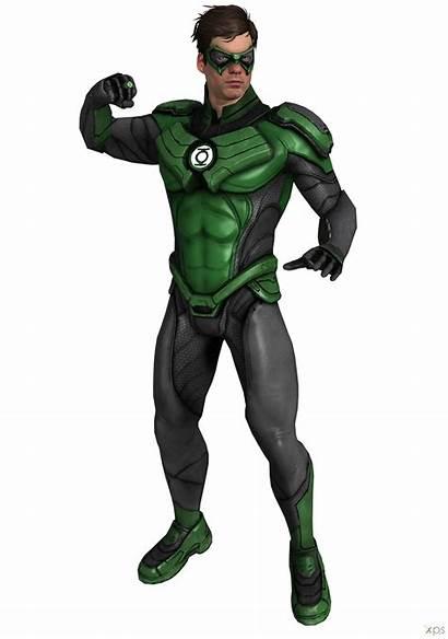 Lantern Injustice Emerald Deviantart Ios Hal Jordan