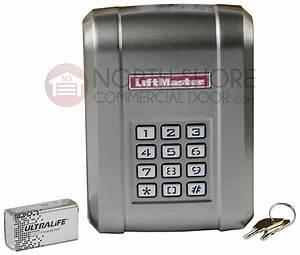 Liftmaster Kpw250 Garage Door Opener Keypad