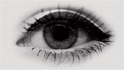 Eye Bw Eyeliner Inspiration Eyes Blinking Pretty