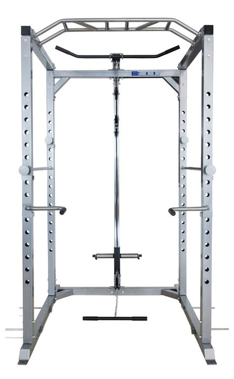 squat rack with cables heavy duty power rack squat cage machine cable pulley pull
