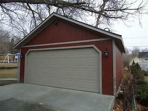 Detached Garages  U2013 Wright U0026 39 S Shed Co