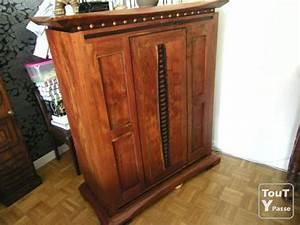 Meuble Bar Salon : meubles de salon bois et chiffons hauts de seine ~ Teatrodelosmanantiales.com Idées de Décoration