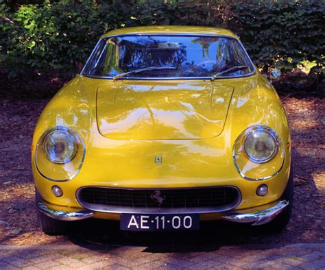 The 275 gtb4 is also the first 'production' ferrari to be fitted with the four overhead camshaft version of the v12, and was derived directly from the p2 prototype. 1965 Ferrari 275 GTB 4, Oldtimer Festival Blaricum | Flickr