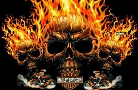 Skull, Fire Art, Skull Art