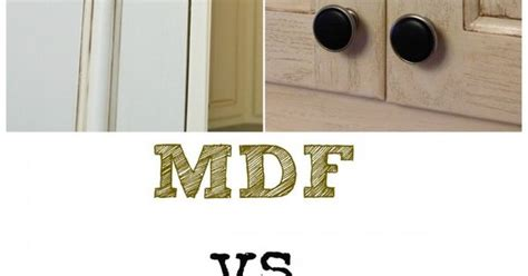 diy kitchen cabinets glazing mdf versus real wood wood kitchen cabinets and 6837
