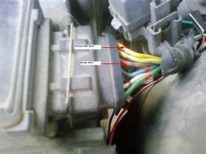 Were Is The Iat Sensor On A Toyota Camry 1990 4 Cilinder