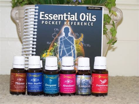 young living essential oils desk reference 25 bästa essential oils desk reference idéerna på