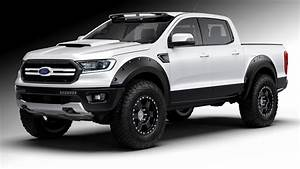 2019 Ford Ranger Headed to SEMA   Automobile Magazine