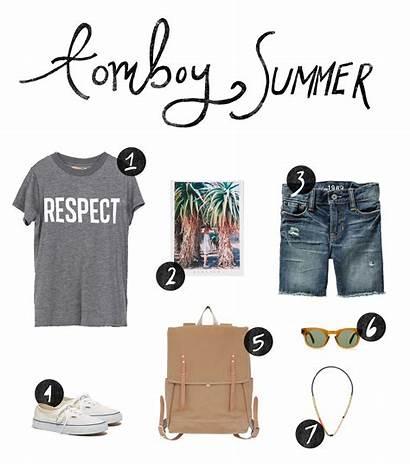 Tomboy Outfits Boyish Tomboys Outfit Cool Teen