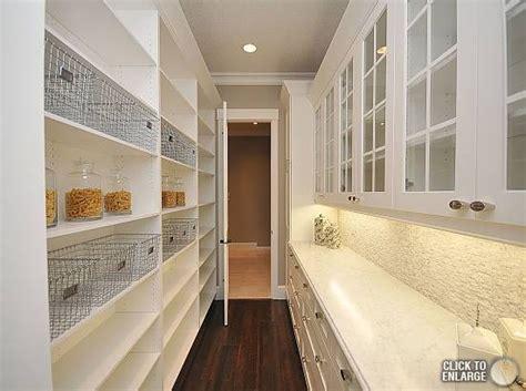 walk  pantry ideas transitional kitchen